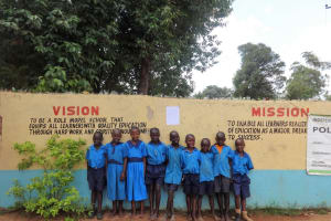 The Water Project: Bumini Primary School -  Student Picture