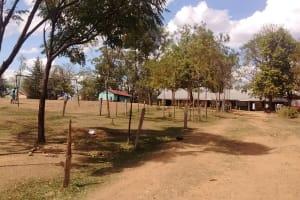 The Water Project: Eshisuru Primary School -  School Compound