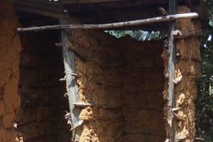 The Water Project: Shikoti Community -  Latrine