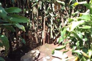 The Water Project: Igogwa Community -  Natural Bathing Room