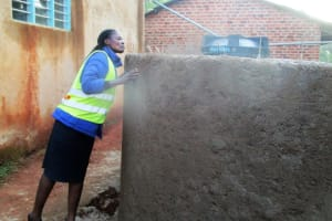 The Water Project: ADC Chanda Primary School -  Quality Check