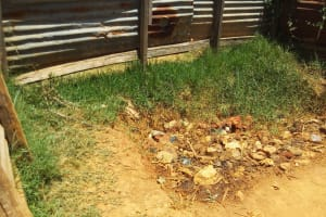 The Water Project: Emukangu Primary School, Butere -  Girls Urinal