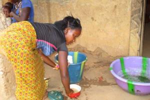The Water Project: Kulafai Rashideen Primary School -  Cooking Process