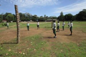 The Water Project: Kulufai Rashideen Secondary School -  Gym Class