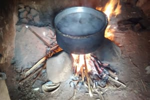 The Water Project: Esibuye Primary School -  In Kitchen