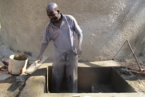 The Water Project: Virembe Primary School -  Artisan Henry Madangi
