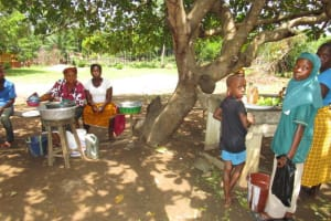 The Water Project: Kulufai Rashideen Secondary School -  School Market