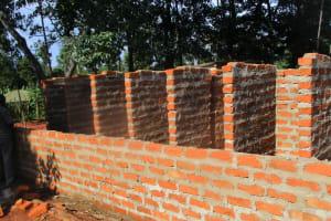 The Water Project: Friends Makuchi Secondary School -  Latrine Construction