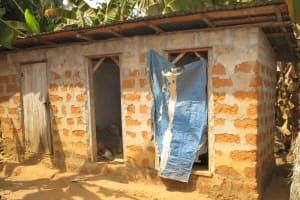 The Water Project: Mayaya Village A -  Latrines