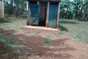 The Water Project: Esibuye Primary School -  Latrines