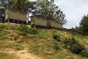 The Water Project: Chief Mutsembe Primary School -  Unused Ecosan Latrines