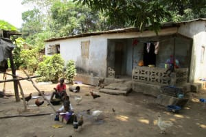 The Water Project: Benke Community, Turay Street -  Household