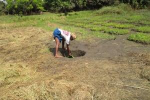 The Water Project: Mayaya Village A -  Alternative Water Source