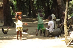The Water Project: Conakry Dee Community A -  Community Children