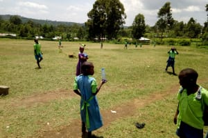 The Water Project: Musunji Primary School -  School Grounds