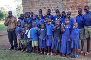 The Water Project: Iyenga Primary School -  Group Photo