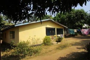 The Water Project: Royema Community A -  Household