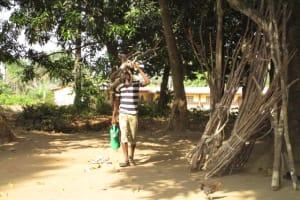 The Water Project: Kulafai Rashideen Primary School -  Coming From The Swamp