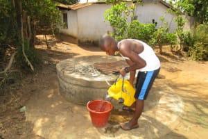 The Water Project: New London Community, Magburaka Road -  Alternative Source
