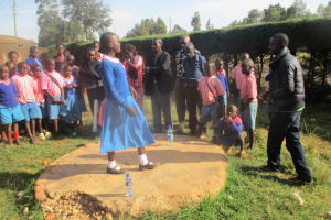 The Water Project: Virembe Primary School -  Water Treatment Training