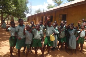 The Water Project: Emukangu Primary School, Butere -  Group Picture