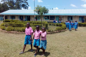 The Water Project: Maganyi Primary School -  School Grounds