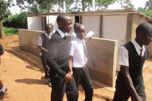 The Water Project: Friends Makuchi Secondary School -  Training