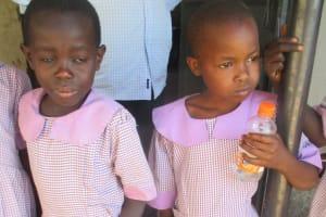 The Water Project: Lwangele Primary School -  Students
