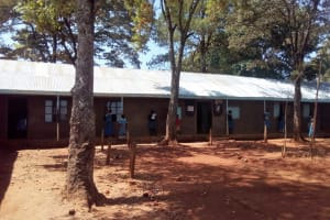 The Water Project: Ematsuli Primary School -  Classrooms