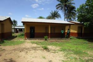 The Water Project: Kulufai Rashideen Secondary School -  School Compound