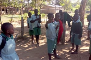 The Water Project: Eshisuru Primary School -  Students