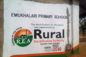 The Water Project: Emukhalari Primary School -  School Gisn