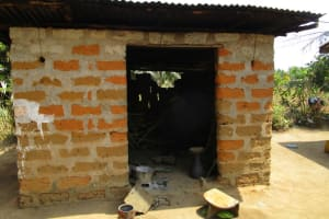 The Water Project: Benke Community, Turay Street -  Kitchen