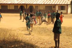 The Water Project: Kulafai Rashideen Primary School -  School Grounds