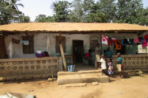 The Water Project: Kitonki Community -  Household