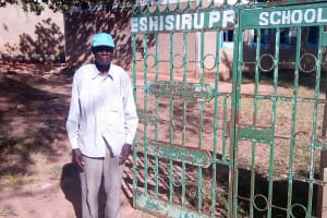 The Water Project: Eshisuru Primary School -  School Security Guard