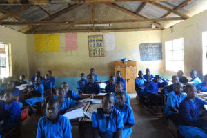 The Water Project: Bumini Primary School -  In Class