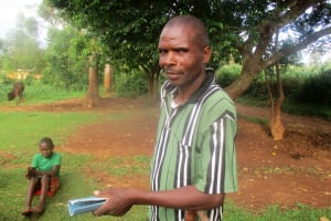 The Water Project: Eluhobe Community, Amadi Spring -  Andrea Nyanje A Community Member
