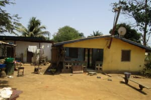 The Water Project: New London Community, Magburaka Road -  Household