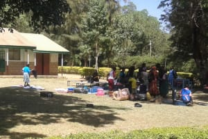 The Water Project: Bishop Sulumeti Girls Secondary School -  Form One Enrollment