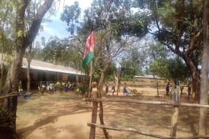 The Water Project: Emukhalari Primary School -  School Compound