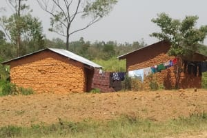 The Water Project: Emakaka Community -  Samsung