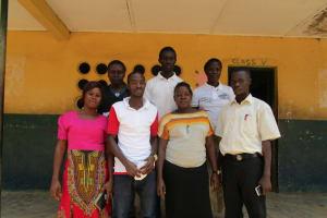 The Water Project: Gbaneh Bana SLMB Primary School -  Primary School Staff
