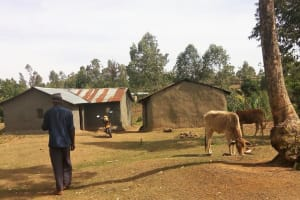 The Water Project: Elukho Community -  Household