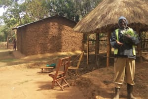 The Water Project: Elukho Community -  Working The Land