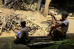 The Water Project: Kasongha Community, 16 Komrabai Road -  Community Activitiy