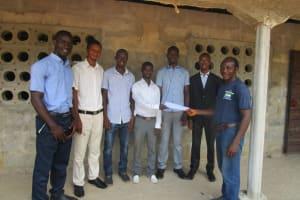 The Water Project: Ernest Bai Koroma Secondary School -  Teachers
