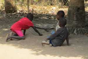 The Water Project: Kasongha Community, 16 Komrabai Road -  Children Playing