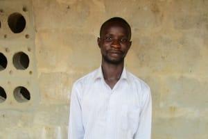 The Water Project: Ernest Bai Koroma Secondary School -  Principal Komrabai Saidu Conteh