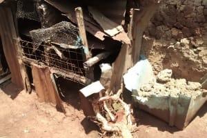 The Water Project: Wamuhila Community, Isabwa Spring -  Dog Kennel